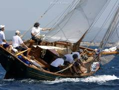 40ft Gaff Cutter - Le Temps Perdu
